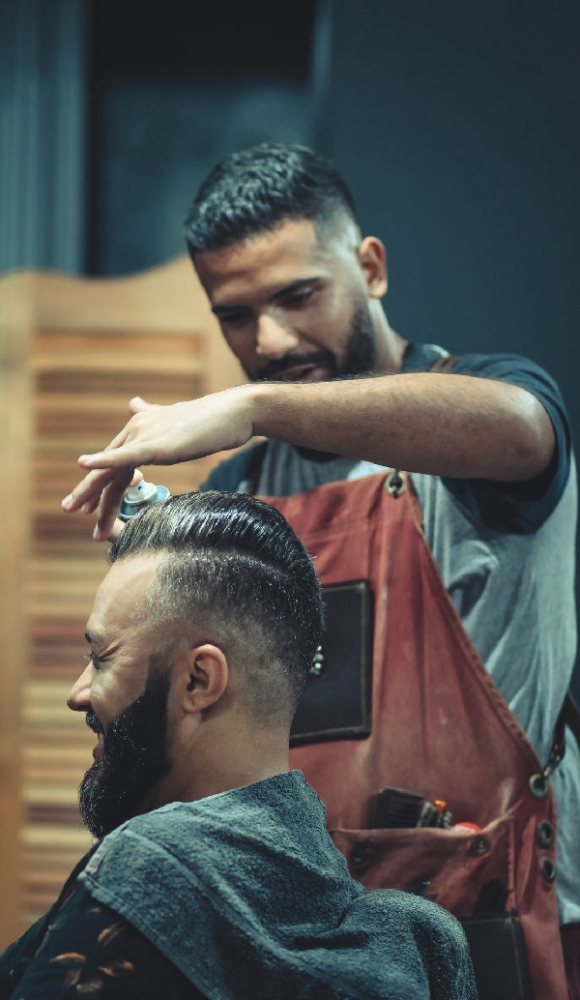Hair Cut Showcase