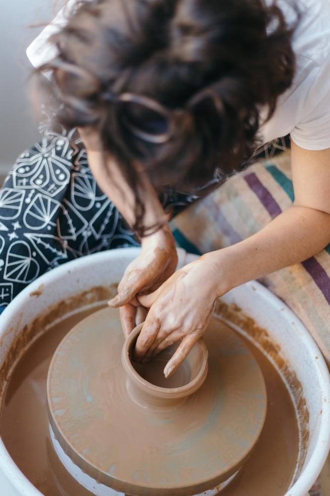 Atelier de poterie 10h