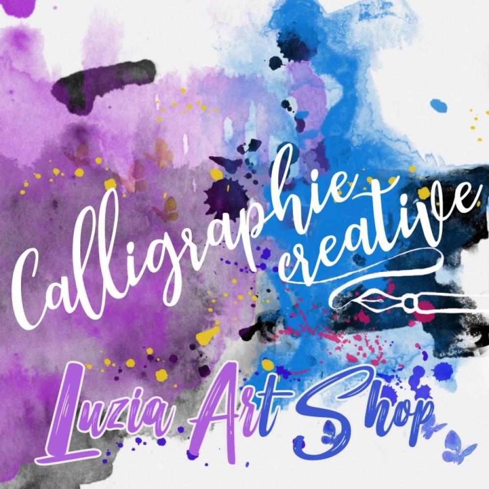 Stage de Calligraphie Créative