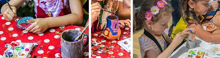 ateliers créatifs pour enfants diy zateli