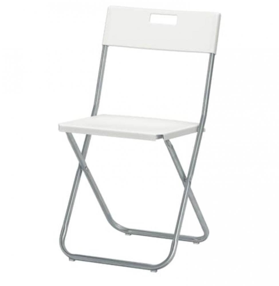 2 blanches pliantes 2 chaises chaises pliantes wO0nkP