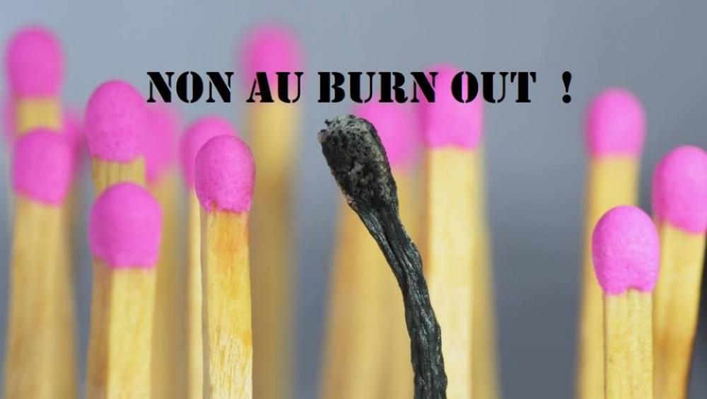 Non au Burn Out - 27/05/19