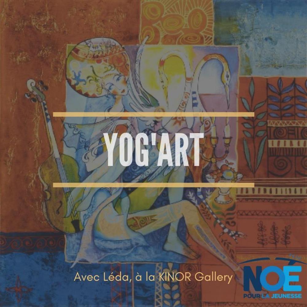 Yog'Art - Cours de Yoga & Immersion dans l'art ! 19/12/2018