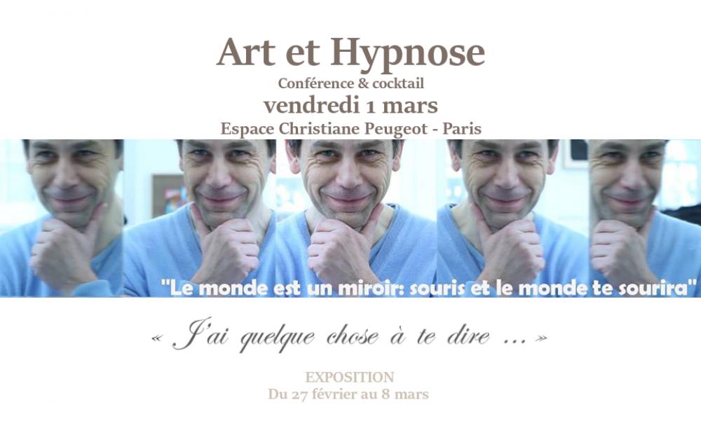 Art et Hypnose - 01/03/19