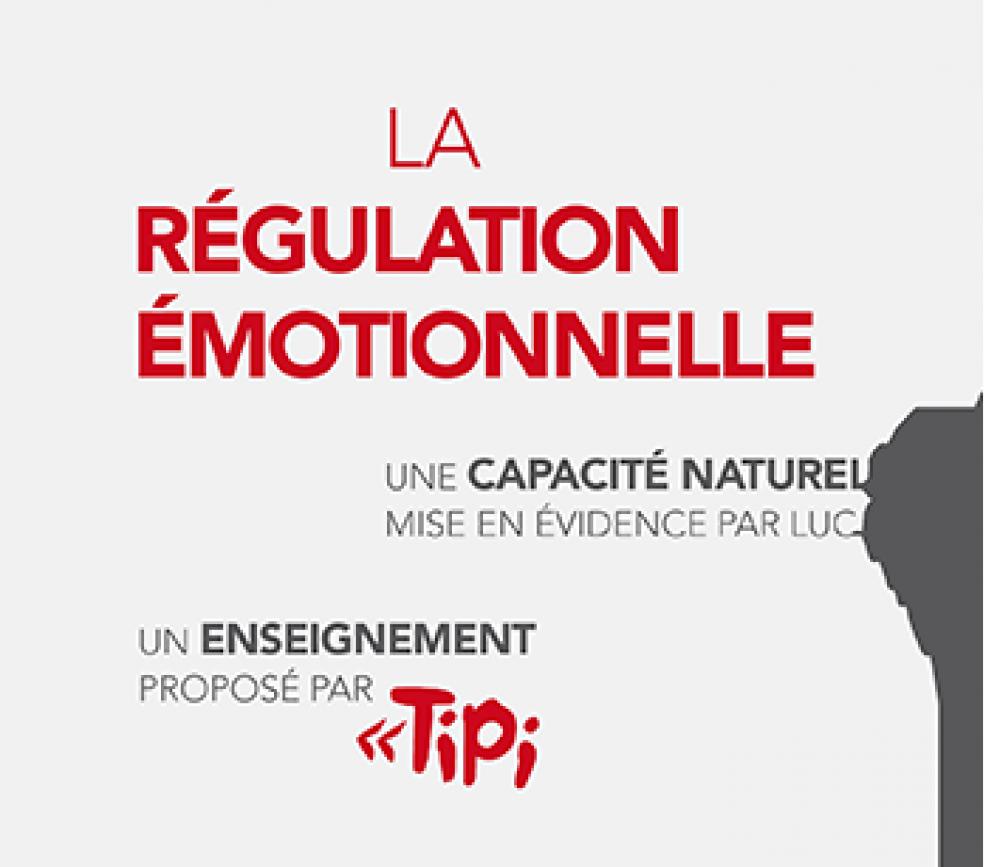 Formation à la régulation émotionnelle en autonomie (TIPI) pour les enfants et adolescents à partir de 10 ans