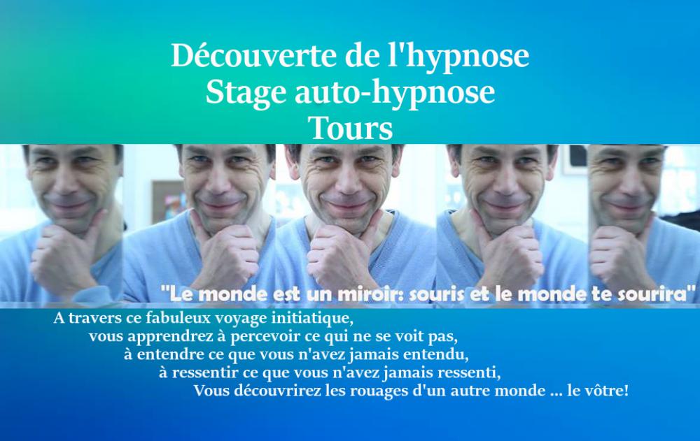 Découverte de l'hypnose et stage auto-hypnose - 27/04/19
