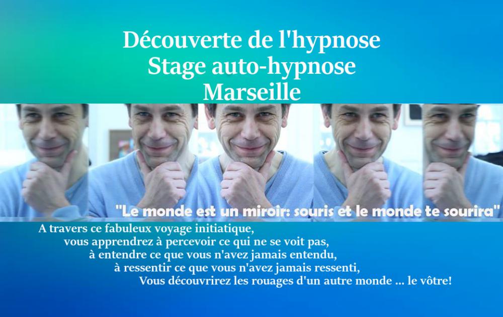 Découverte de l'hypnose et stage auto-hypnose - 25/05/19