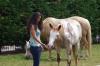 Bien-être avec le cheval