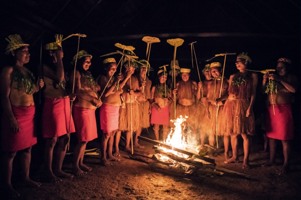 Amazon - Travel Photography & Visual Narrative Workshop