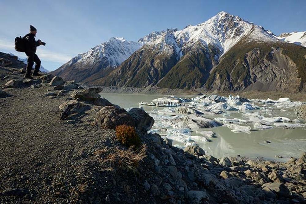 New Zealand - The Mackenzie Basin Photo Safari