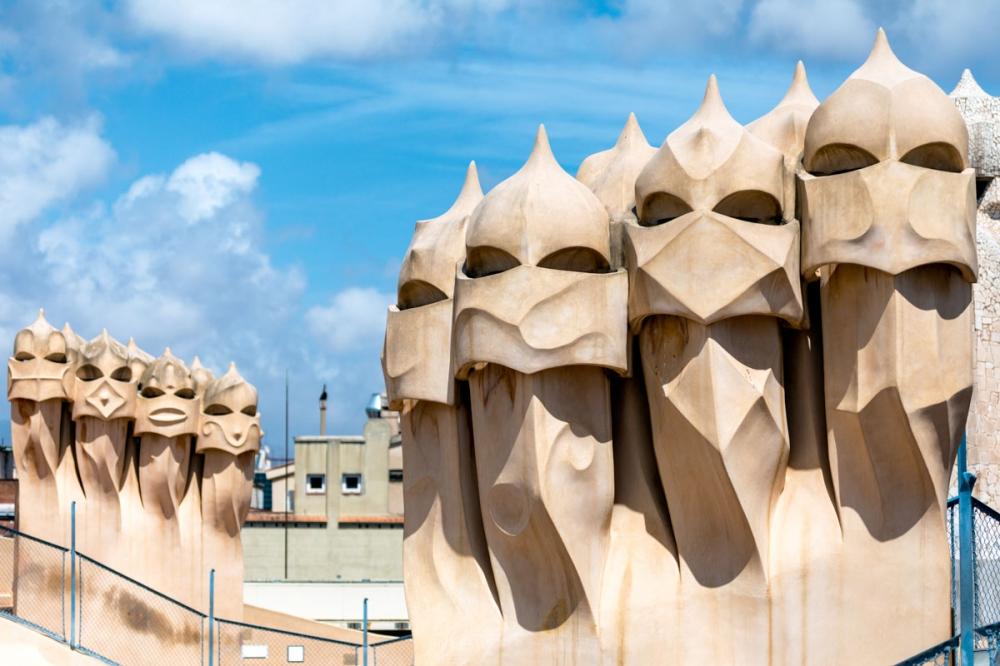 Barcelona Gaudi's Modernism I Photo Workshop, Spain