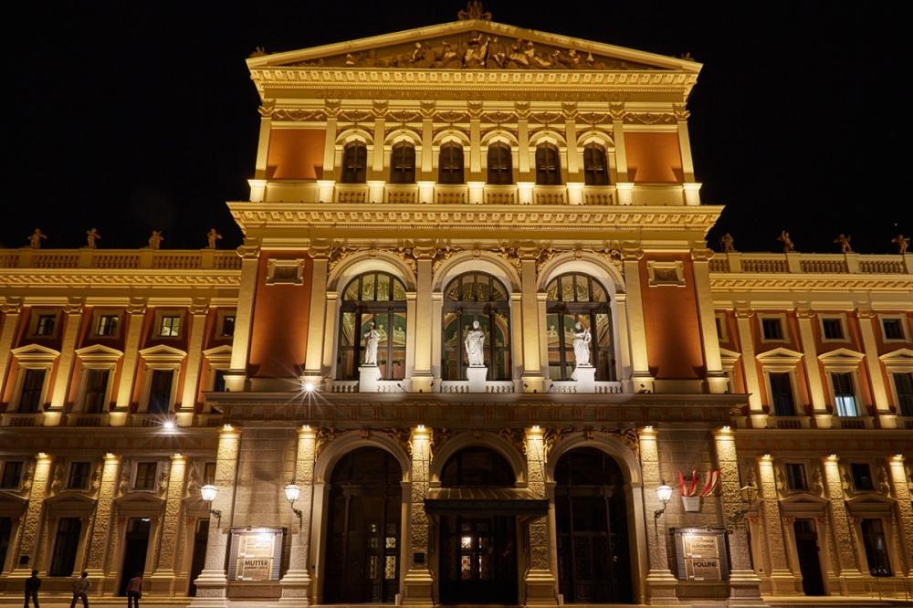 Austria - Vienna by Night