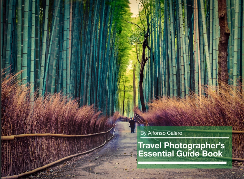 Travel Photographer's Essential Guide Book