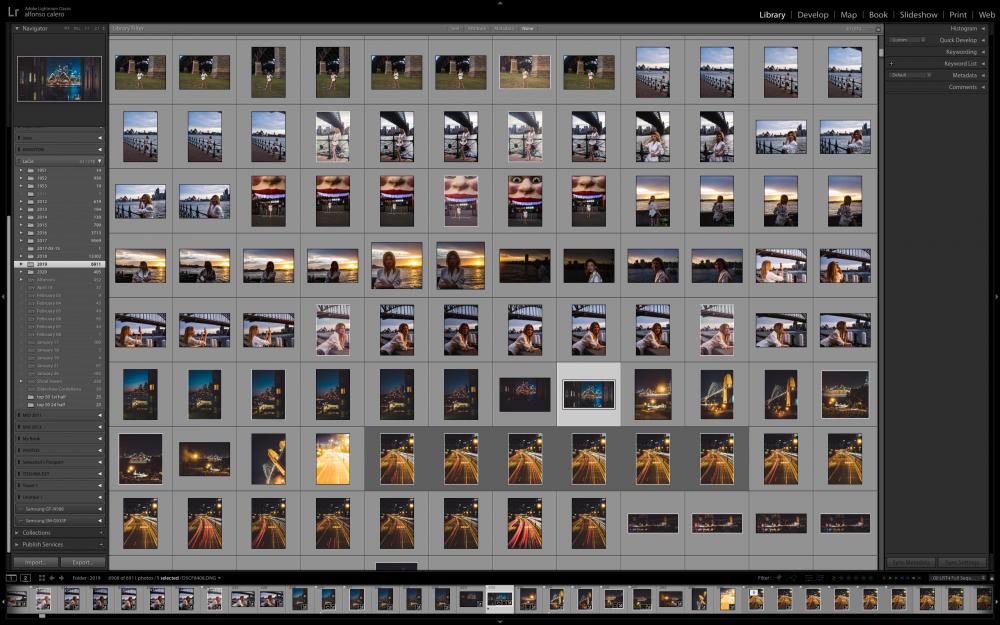 Adobe Lightroom Editing Workshop