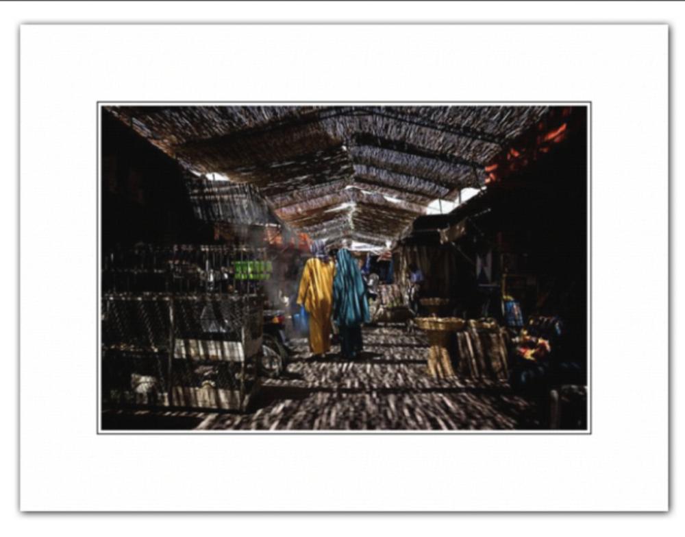 Les femmes du marché - Ouarzazate