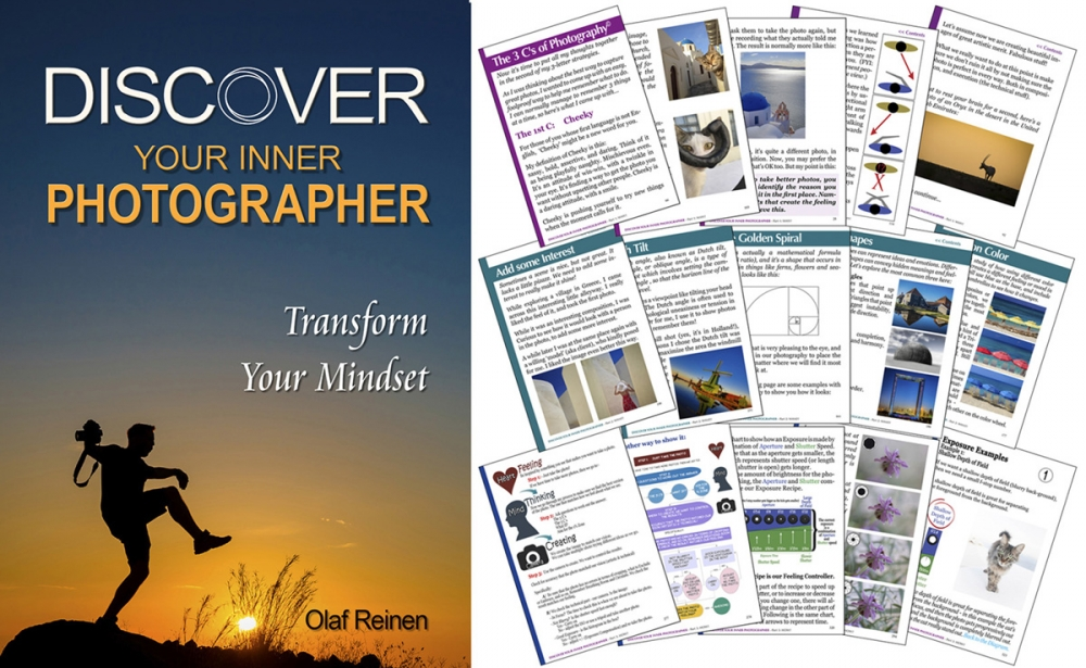 Discover Your Inner Photographer - Transform Your Mindset