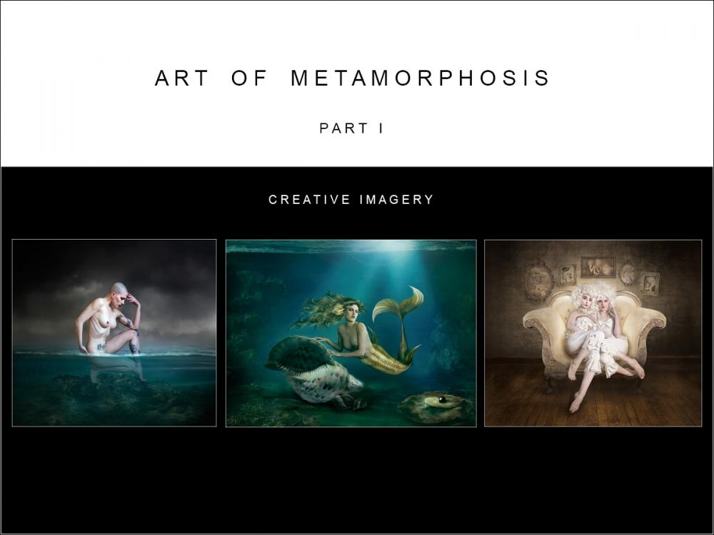 Art of Metamorphosis part I