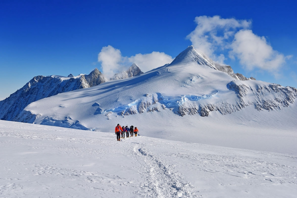 A Journey to the Arctic Circle, Antarctica and the Canadian Rocky Mountains