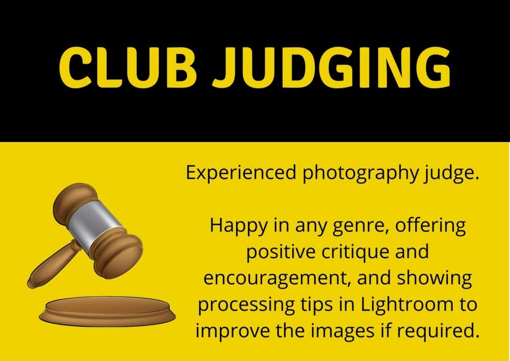 Club Judging