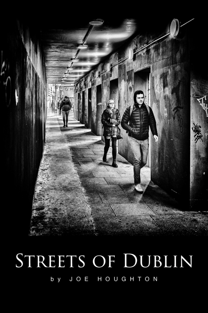 Streets of Dublin (European Delivery)