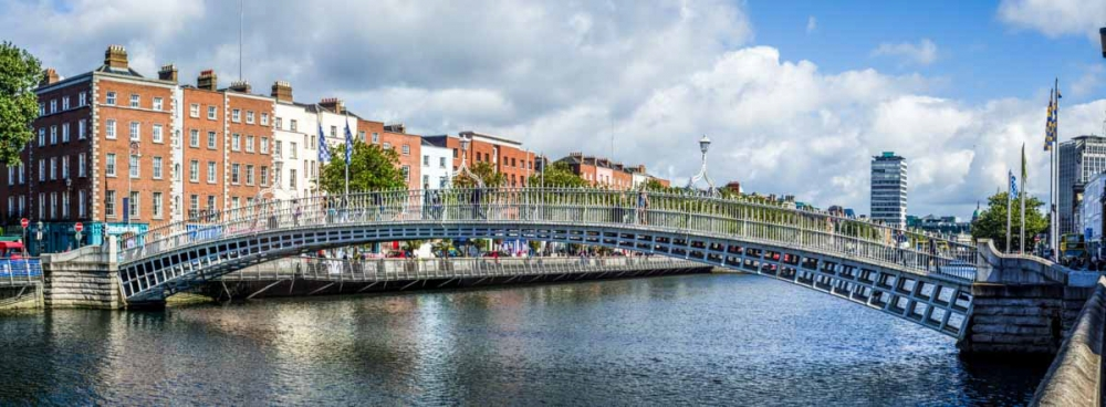 Ireland - Dublin Ramble