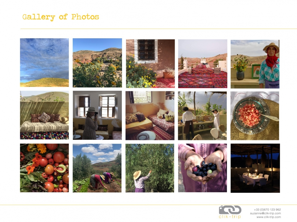 Morocco - Portrait and Food Photography Day