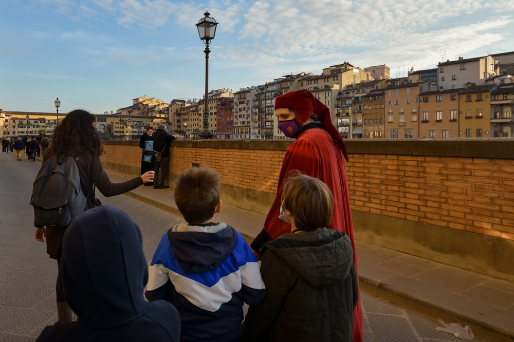 Italy - Dante's Florence Walking Photography Tour