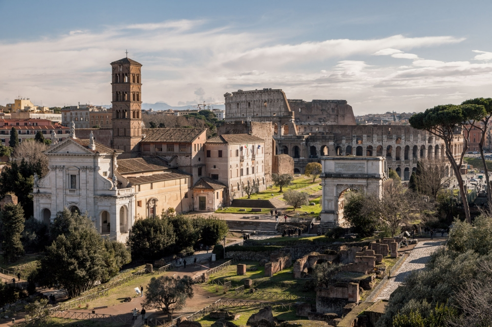 Before you go – Rome, Italy