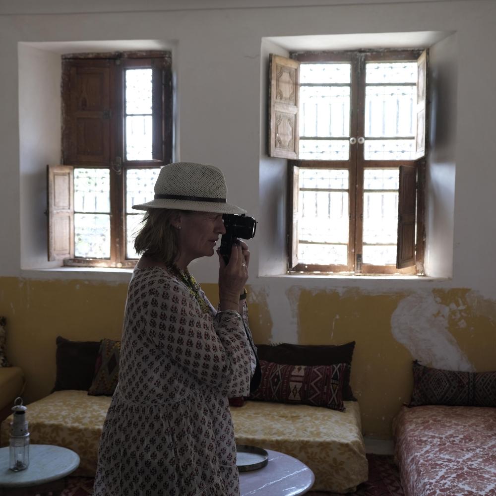 Morocco - Atlas Mountain Remote Portrait Photo Shoot