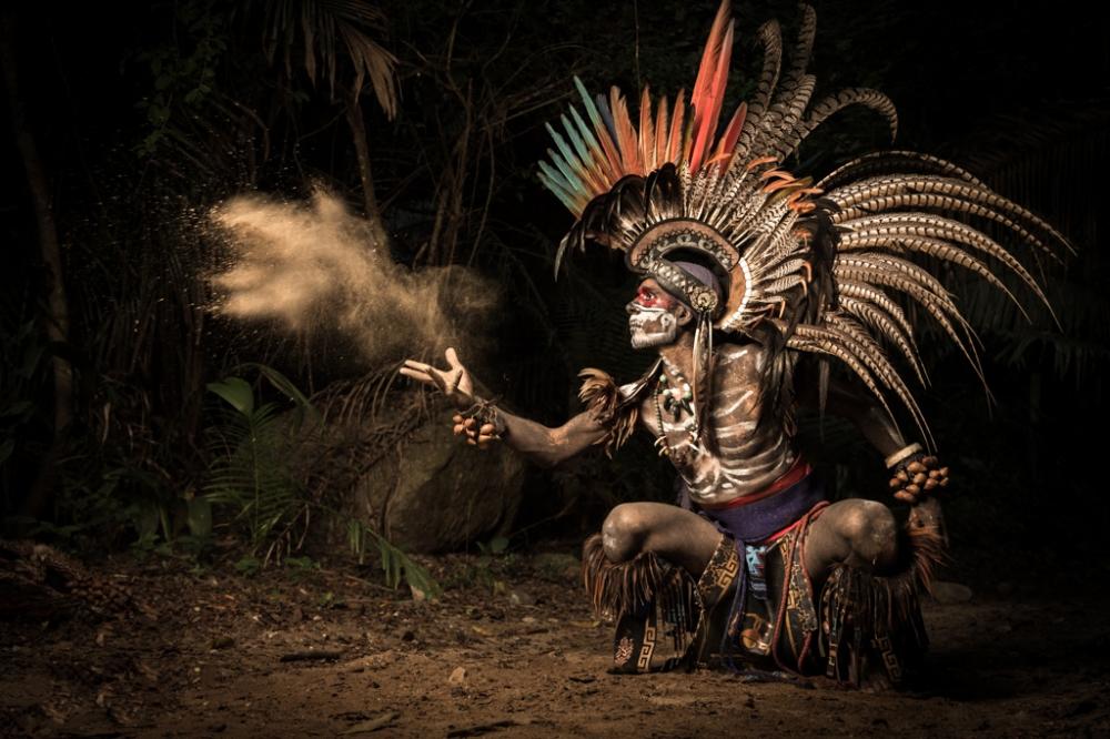 Mexico - Mexica Cultural Remote Photo Shoot
