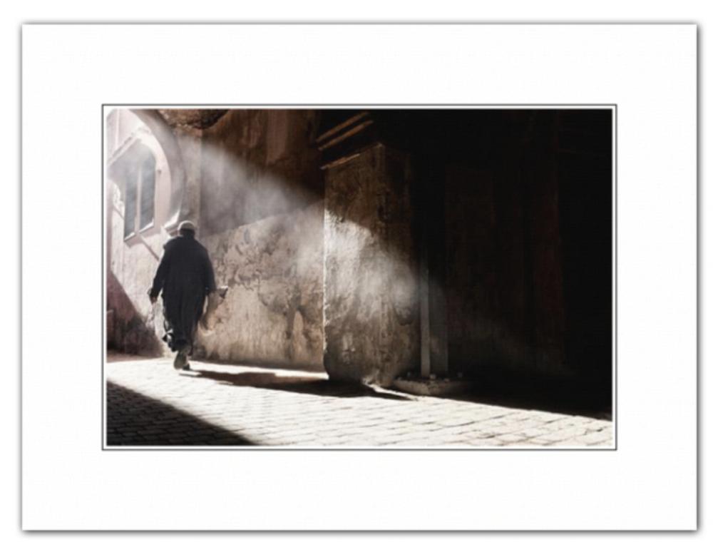 Going somewhere - Marrakech