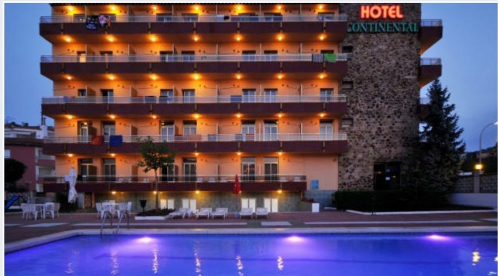 Hôtel Alhambra , hôtel continental , hôtel Reymar