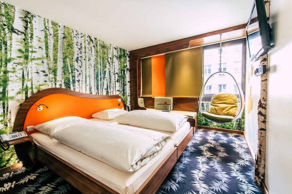 Hôtel Cocoon Stachus - Salon BAUMA Munich