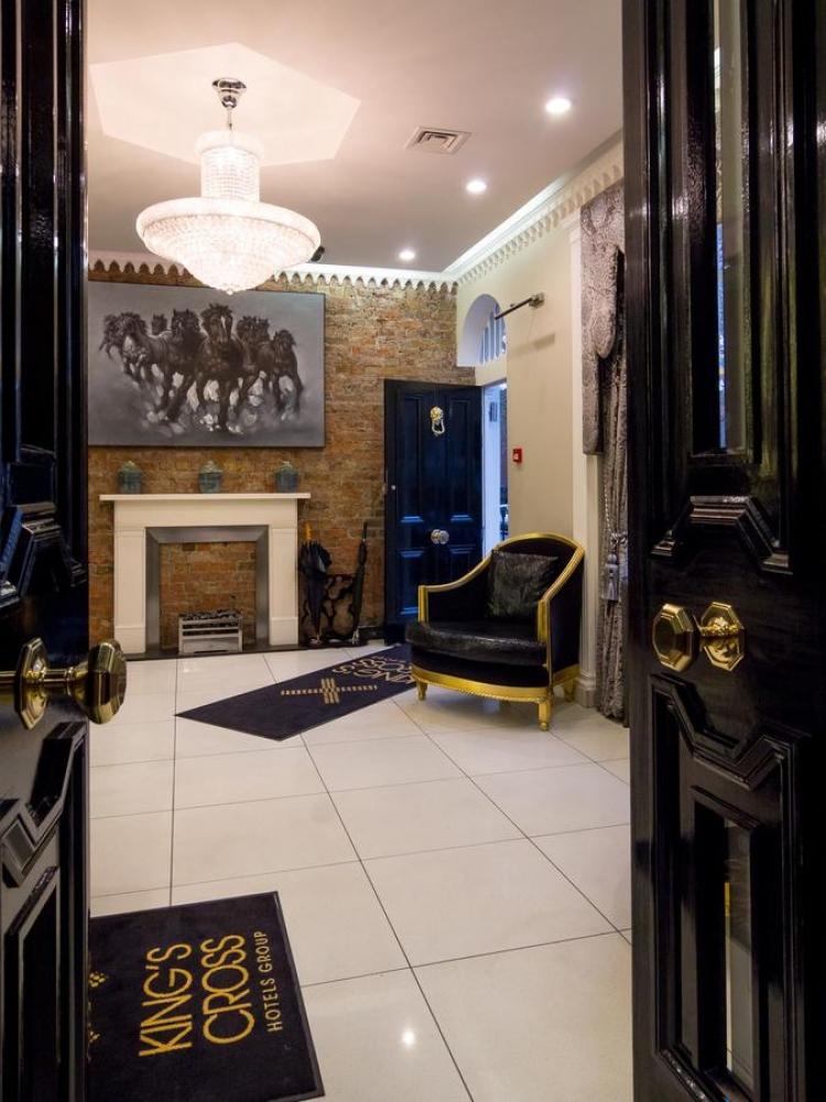 Albion house Londres