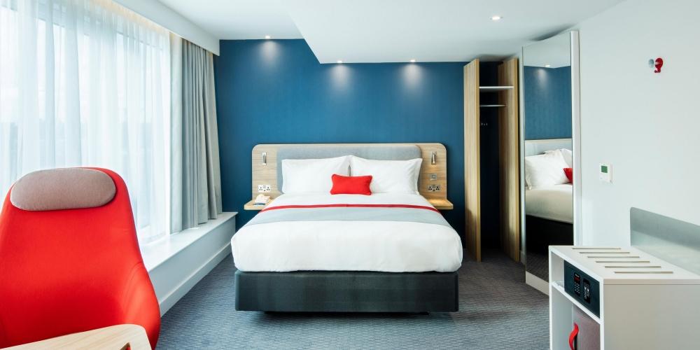Holiday Inn Express City - Dublin centre - 18 au 21 avril