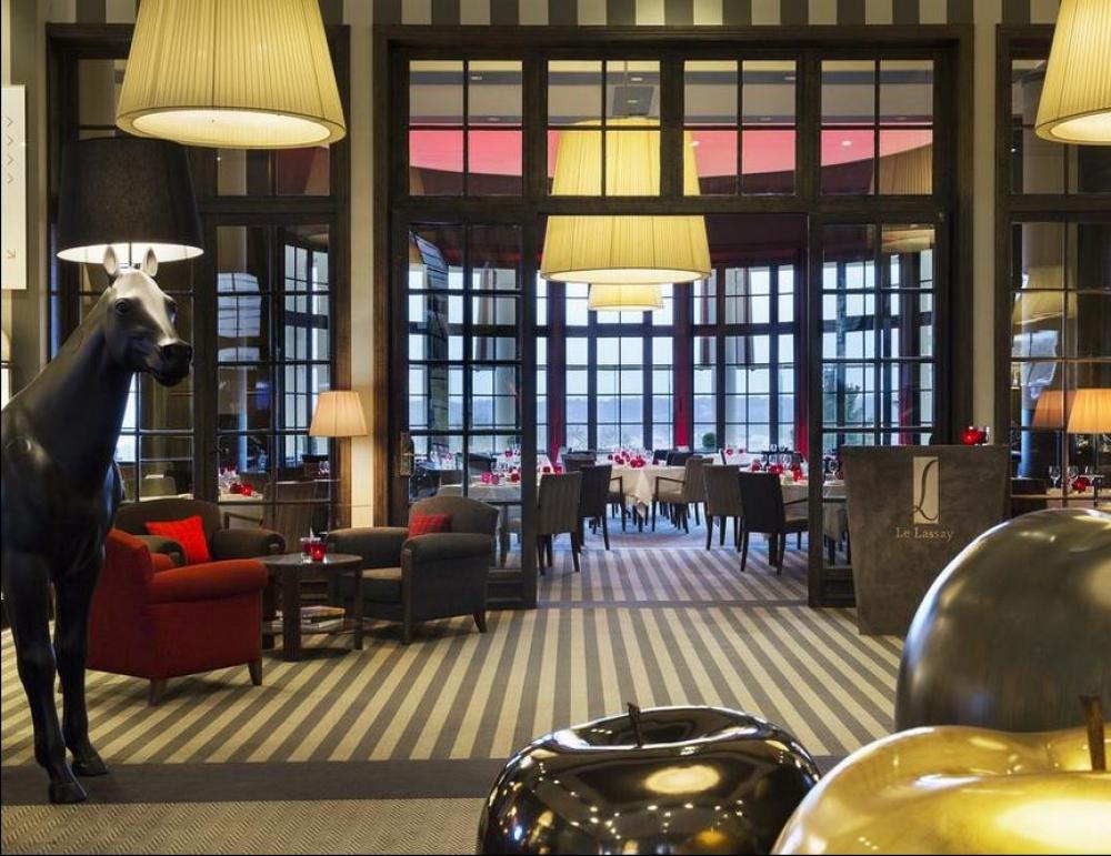 Hôtel Barrière L'Hôtel du Golf Deauville 4*