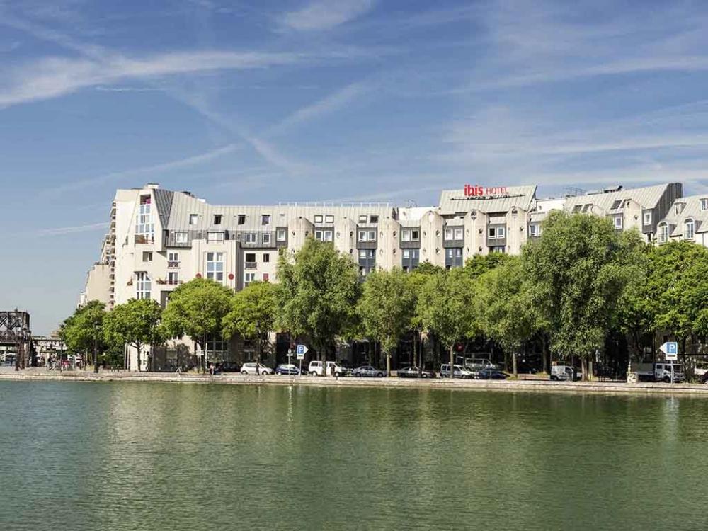 Ibis Paris la Villette Cité des Sciences