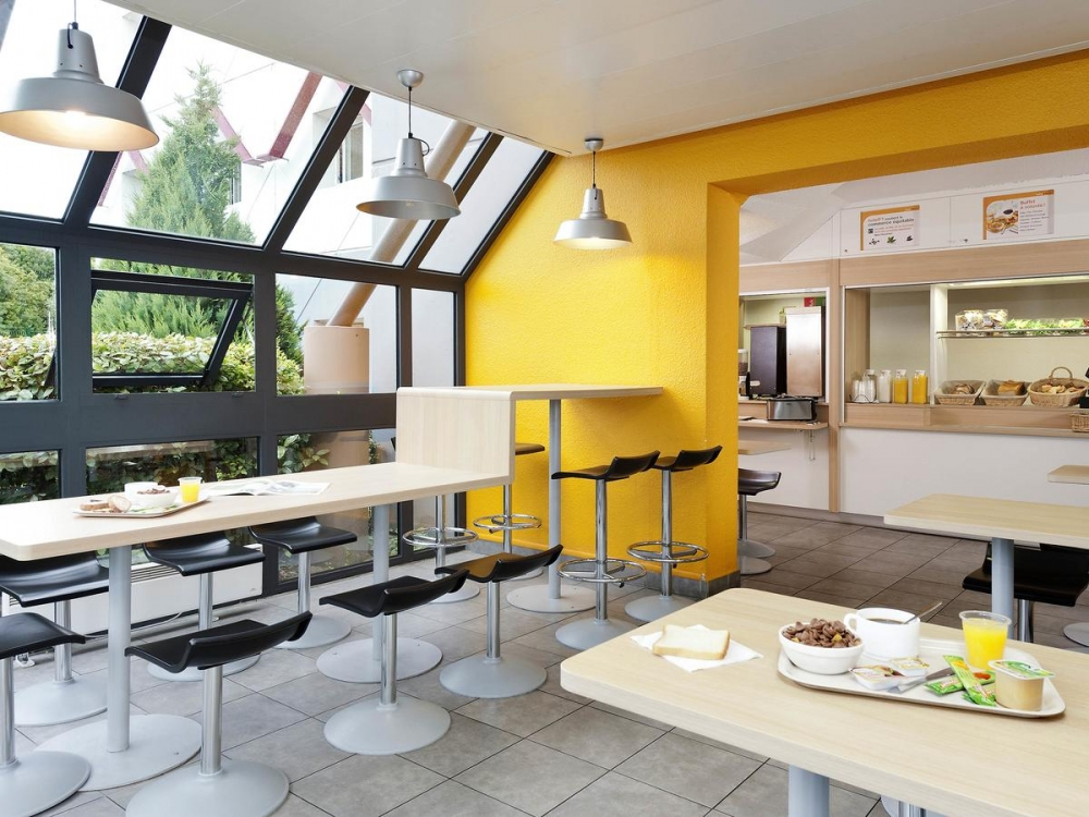 Hôtel F1 Roissy Aéroport CDG PN 2