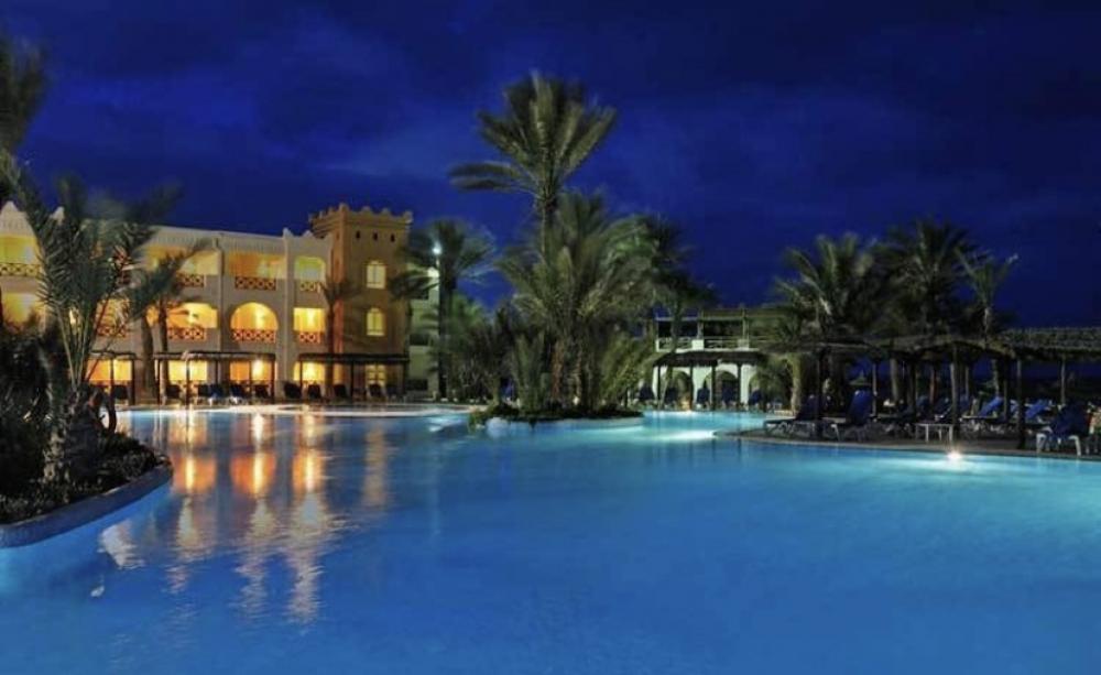 Hôtel Vincci Safira Palms 4