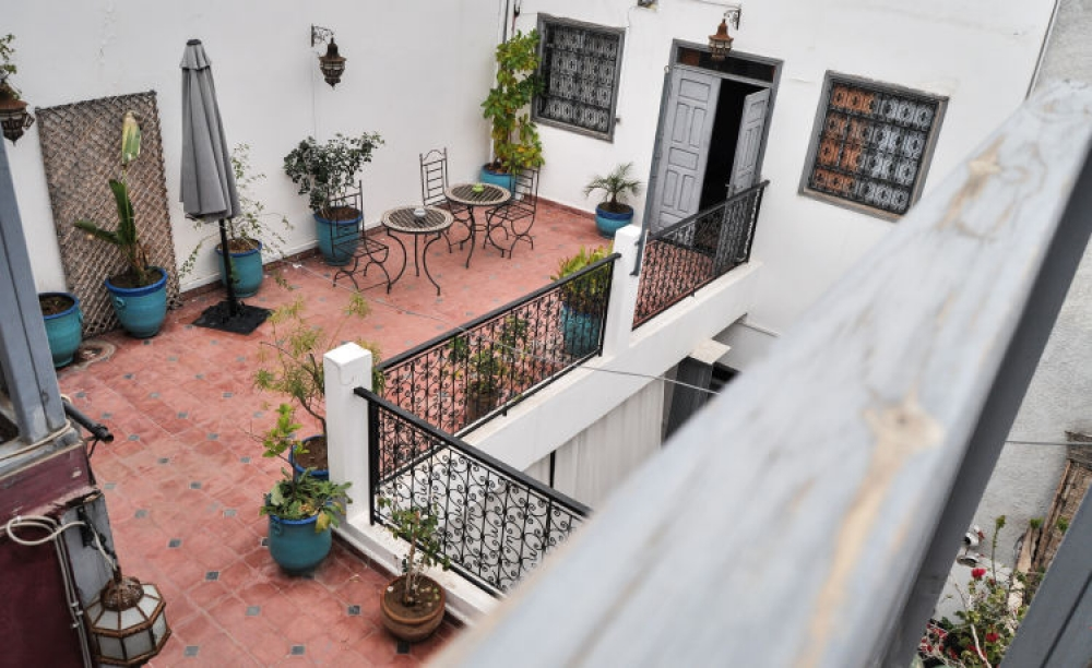 RIAD Marrakech en demi-pension