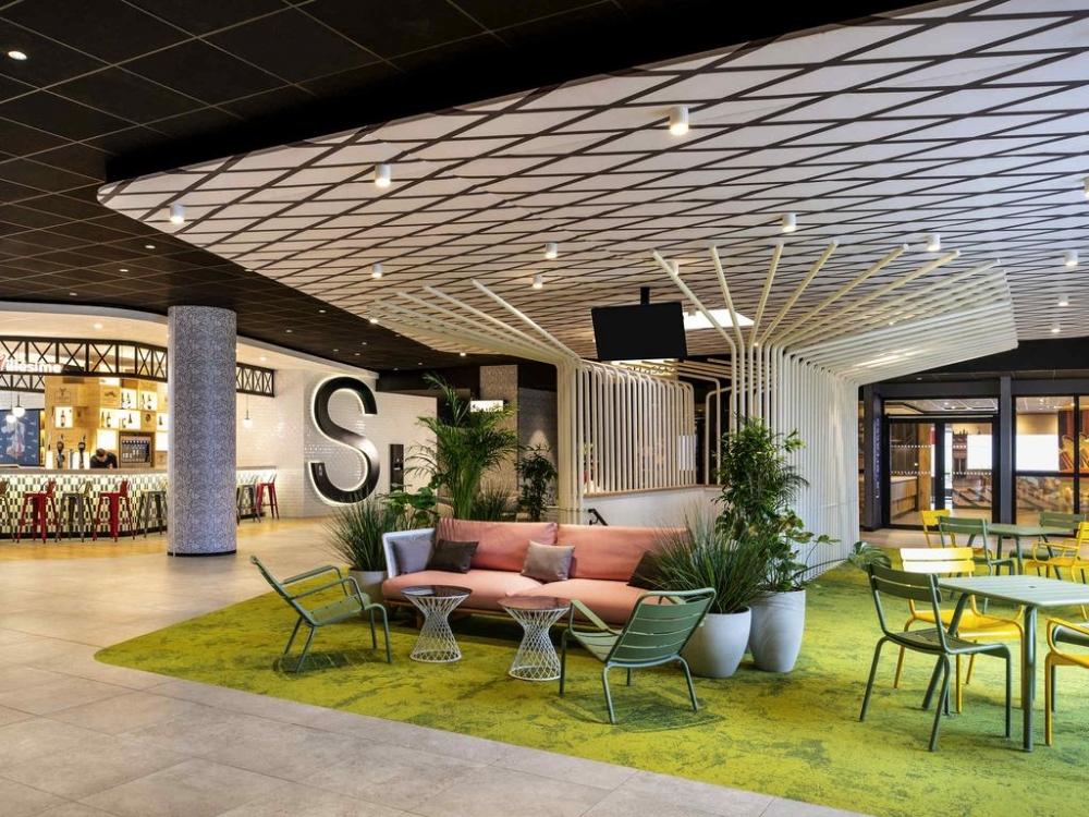 Ibis hotel charles de Gaulle