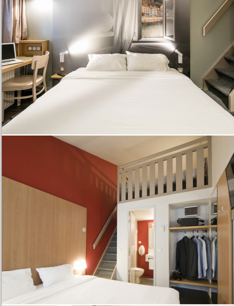 B&B Hotel - Grenoble Université