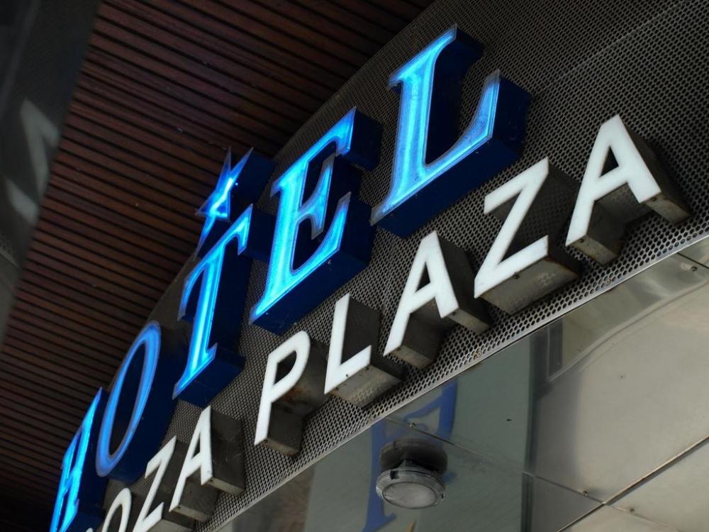 Hôtel Zaragoza Plaza