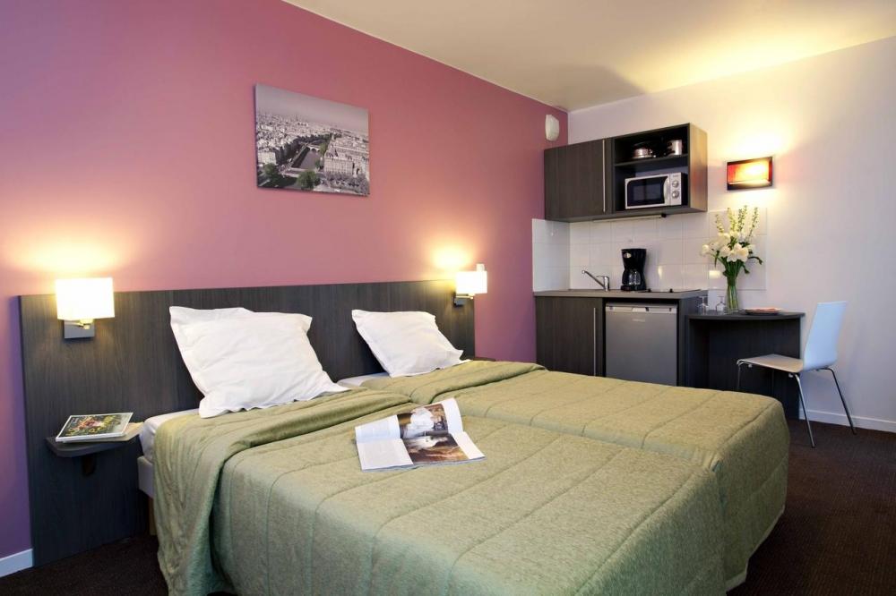 Aparthotel Adagio Access Paris Asnières