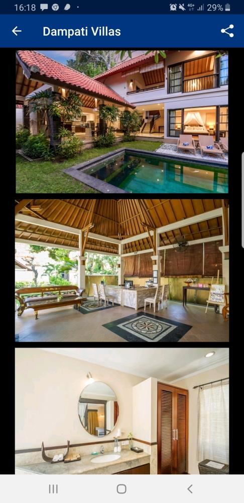 Dampati villas