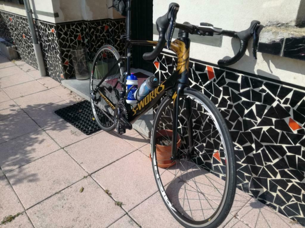 Specialized s works venge vias Di2