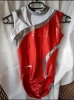 Justaucorps CM T0 rouge