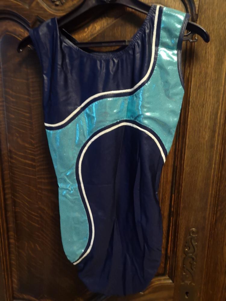 Justaucorps T2 CM bleu