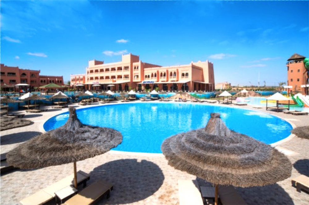Aqua Fun Club Marrakech**** 1 semaine en formule tout inclus. Départ de Beauvais le 8 janvier 2019