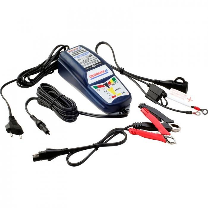 Chargeur de batterie  OptiMate 4 Dual Program